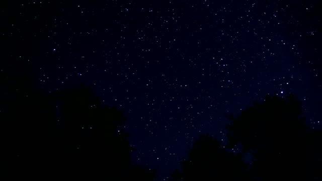 vidéos et rushes de temps qui passe étoiles et les planètes - prendre sur les genoux