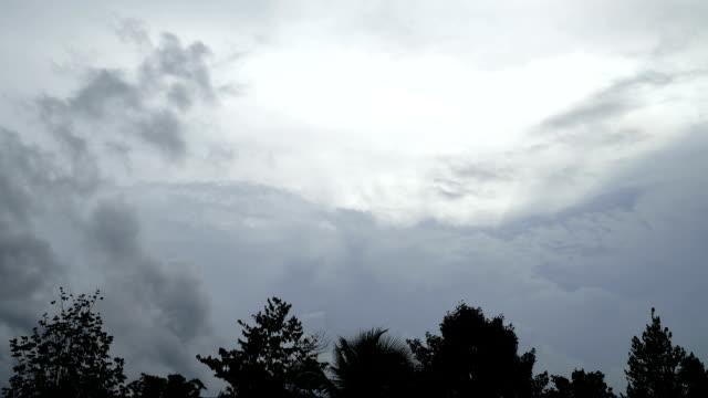 Time Lapse Storm Cloud HD