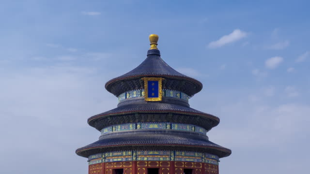 Time Lapse - Temple Of Heaven,Beijing