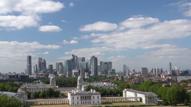 UHD Time Lapse Video Of London Cityscape
