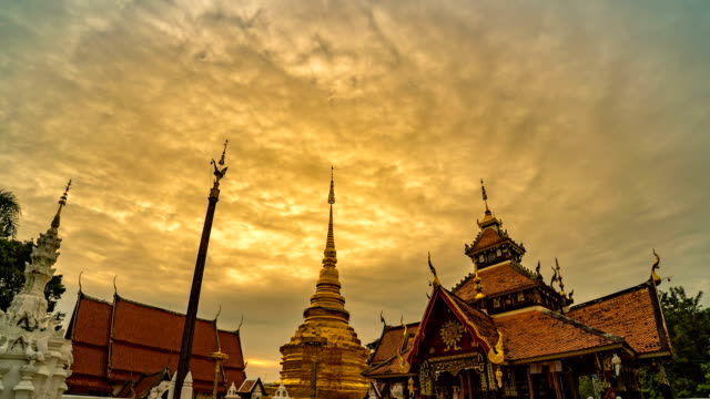 time-lapse: thai-tempel - buddha stock-videos und b-roll-filmmaterial