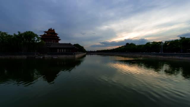 Time Lapse-förbjudna staden - Beijing, Kina