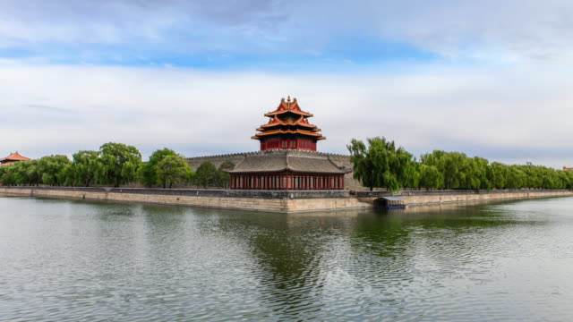 Time Lapse-the forbidden city