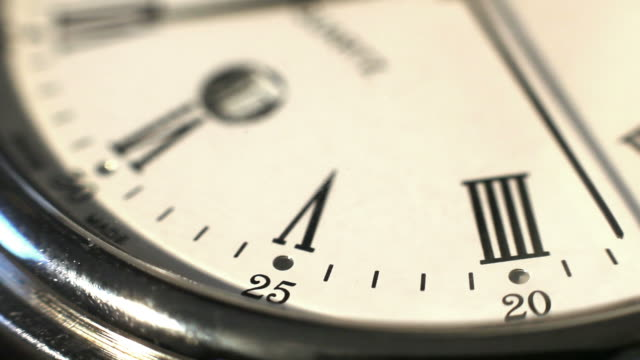 time running out - roman numeral stock videos & royalty-free footage