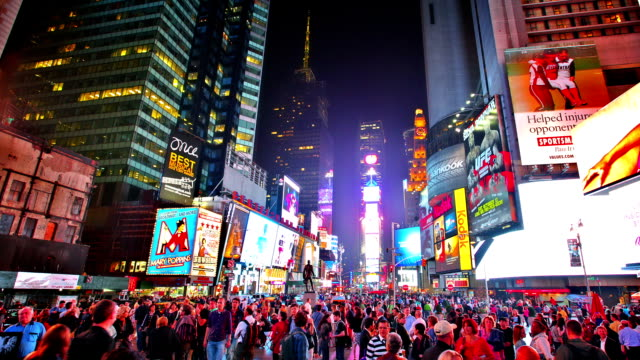 Time square. New York