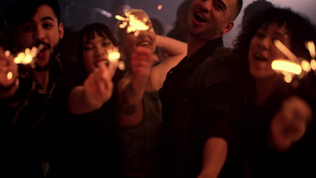 time to burn up the dance floor - nightlife stock videos & royalty-free footage