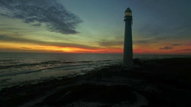 time to light up the sky - lighthouse stock videos & royalty-free footage