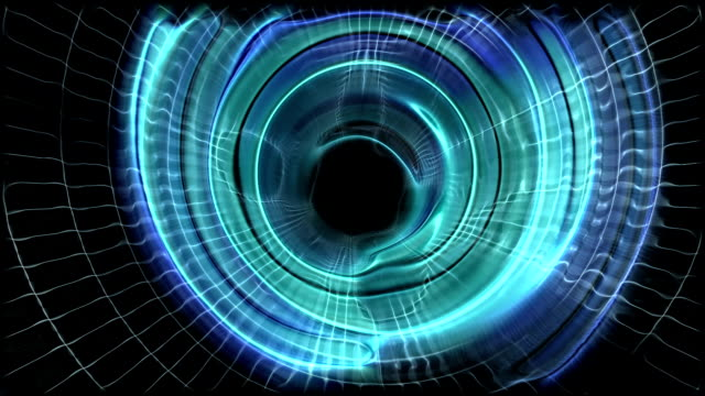 time tunnel - forecasting stock videos & royalty-free footage