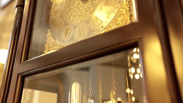 時間 - 大時計点の映像素材/bロール