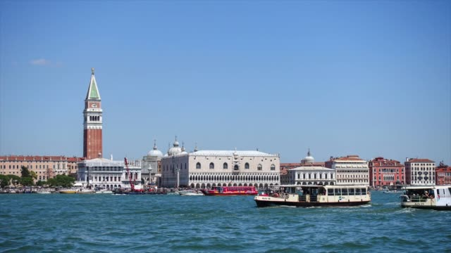 timelapes : piazza san marco, venice, italy - flyer leaflet stock videos and b-roll footage