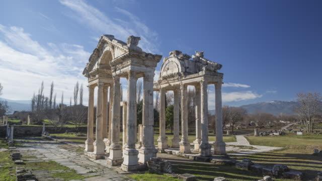 Time-Lapse Aphrodisias, Turkey