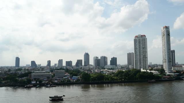 timelapse - ville de Bangkok en Thaïlande