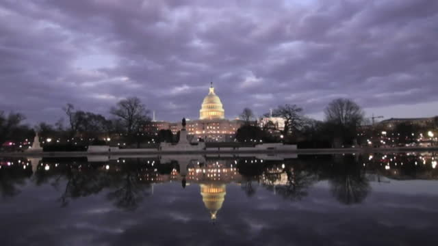 timelapse capitol building - congress stock videos & royalty-free footage