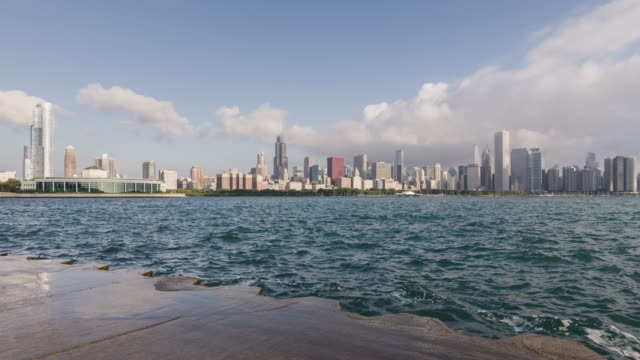 4K Time-Lapse: Chicago Waterfront