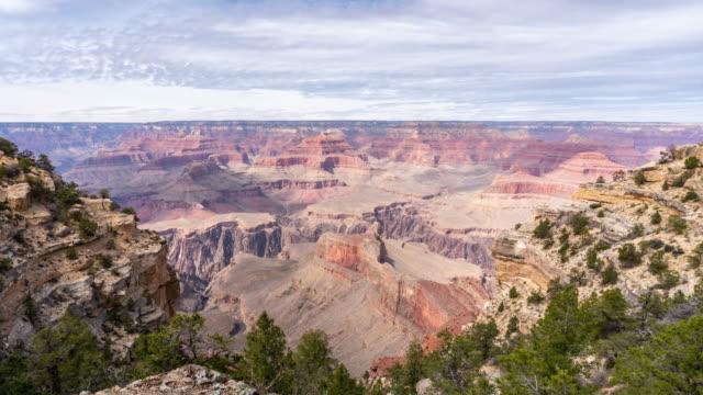 Time-Lapse Grand Canyon National Park South Rim in Arizona USA