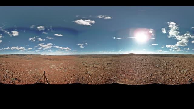 timelapse in tasmania - デザート点の映像素材/bロール