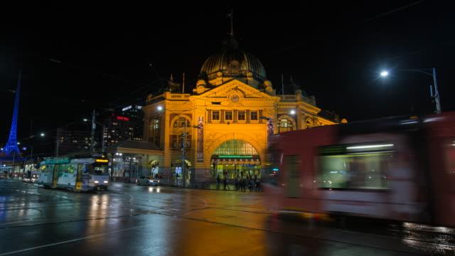 timelapse MELBOURNE