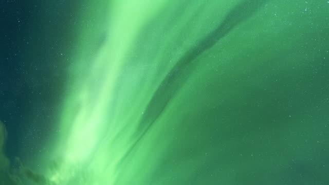 Timelapse of Aurora, Lofoten, Norway