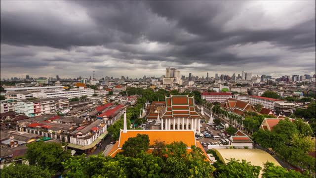 timelapse of bangkok thailand - 2013 stock videos & royalty-free footage
