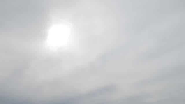 vídeos de stock e filmes b-roll de hd: time-lapse de nuvens - espiritualidade