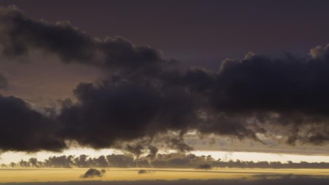 Timelapse of Cloudscape in Lofoten, Norway