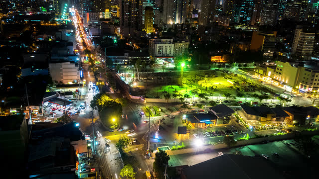 timelapse of construction site in metro manila, philippines - philippines stock videos & royalty-free footage