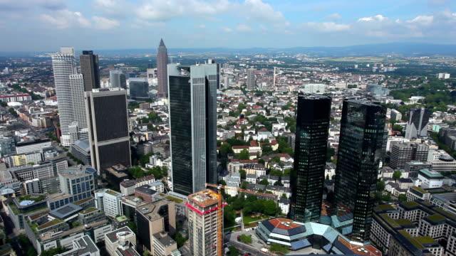 Timelapse von Frankfurt