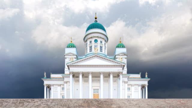 stockvideo's en b-roll-footage met timelapse van helsinki - finland