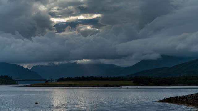 Timelapse of Loch Leven in Glencoe