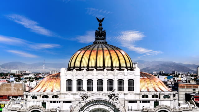 timelapse of mexico city - mexico city stock videos & royalty-free footage