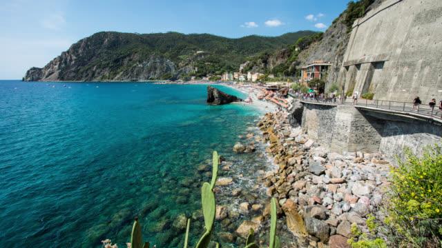 5 TERRE - TL: TimeLapse of Monterosso in Liguria, 5 Terre