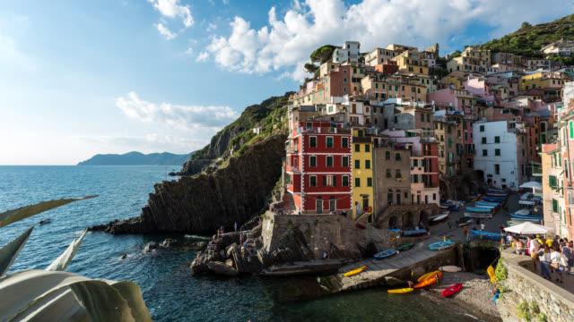 5 TERRE - TL: TimeLapse of Rio Maggiore in Liguria, 5 Terre