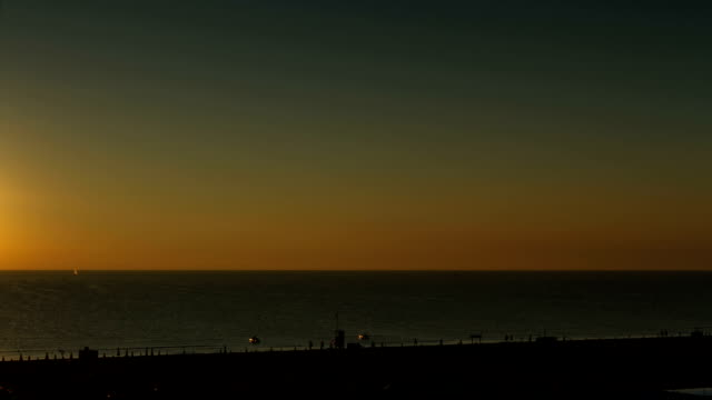 timelapse of sunrise on the adriatic sea - italy - pjphoto69 stock videos & royalty-free footage