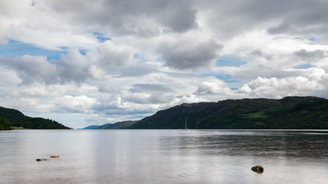 Timelapse of the iconic Loch Ness