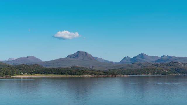 Timelapse of the Scottish Highlands
