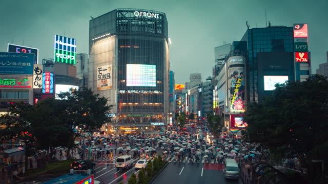 Timelapse of Tokyo, Japan