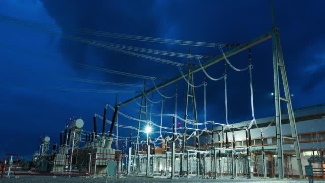 4 K Zeitraffer: Kraftwerk