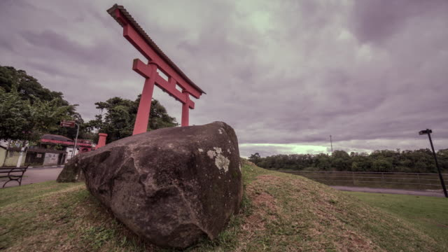 timelapse - registro - shinto stock videos & royalty-free footage