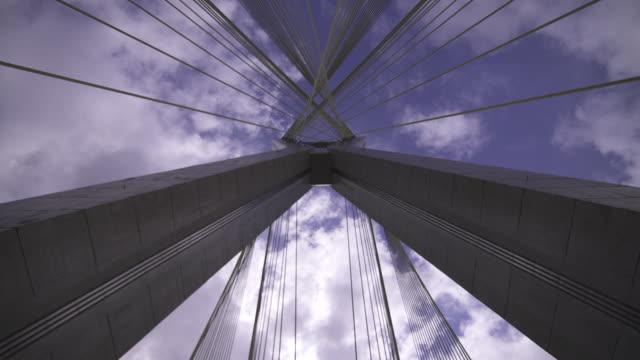 timelapse sao paulo - 真下からの眺め点の映像素材/bロール