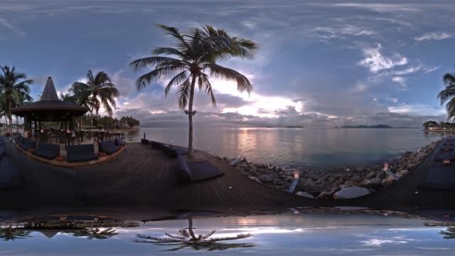 Tanjung Aru Beach Resort in Malaysia