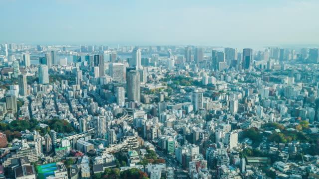 timelapse Tokyo City
