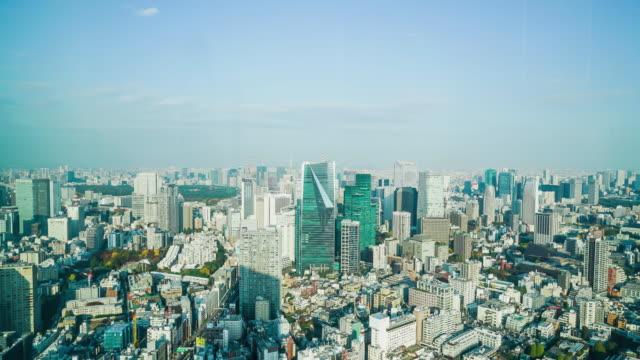 timelapse stad Tokio