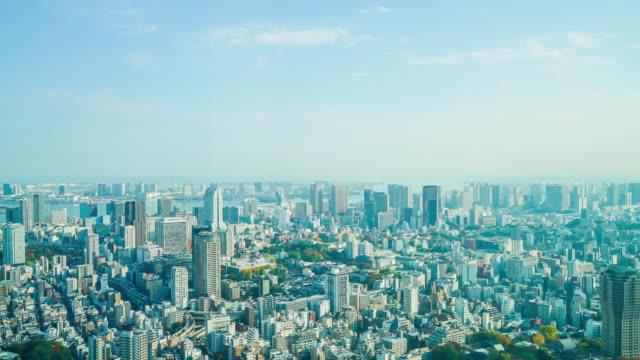 タイムラプス東京市