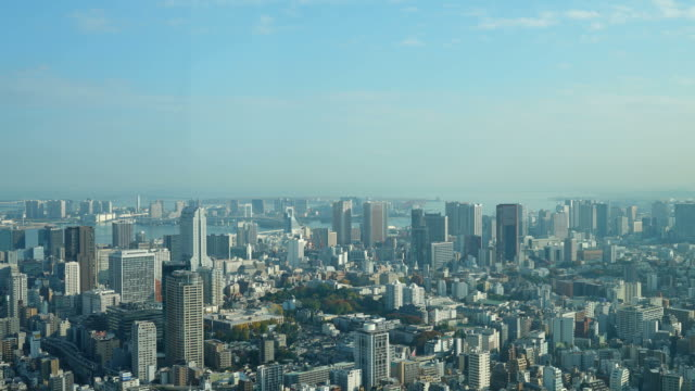 HD タイムラプス東京市