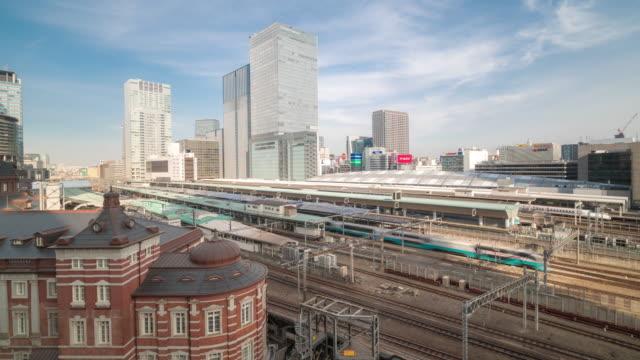時間速度 : 東京の鉄道駅