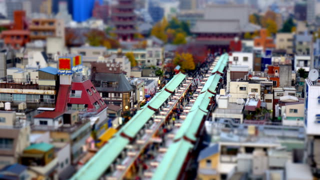 timelapse: top views of tokyo japan - shinto stock videos & royalty-free footage
