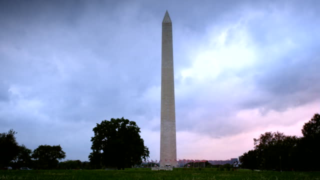 HD-Zeitraffer-Washington Monument