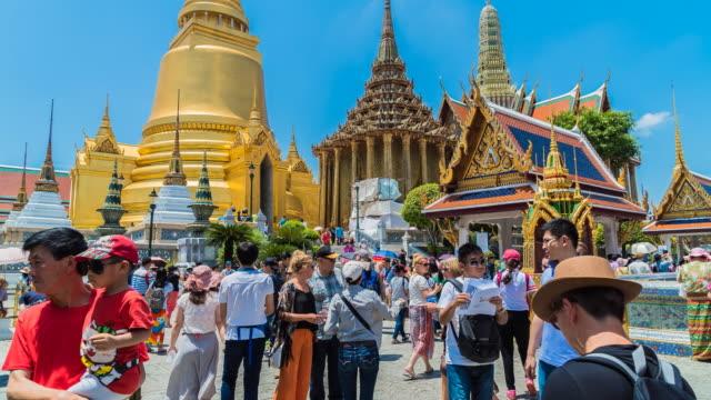 Timelapse Wat Phra Kaeo