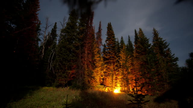 timelapse_15 - camping stock videos & royalty-free footage