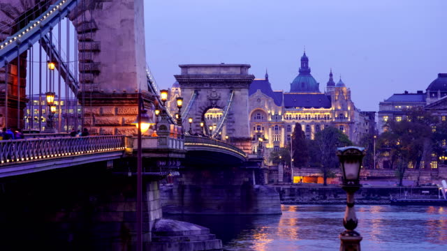 time-lapse:budapest, hungary - eastern european culture stock videos & royalty-free footage